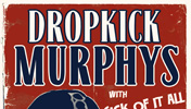 Dropkick Murphys limited edition poster