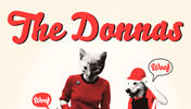 The Donnas Gig poster