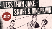 Less than jake gig poster